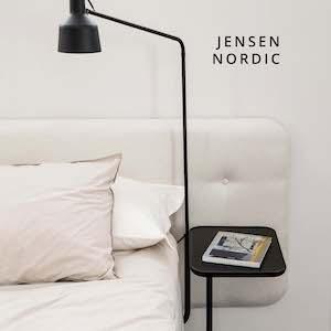 JENSEN Nordic bed al vanaf € 3.999 bij de Slaperij lowres