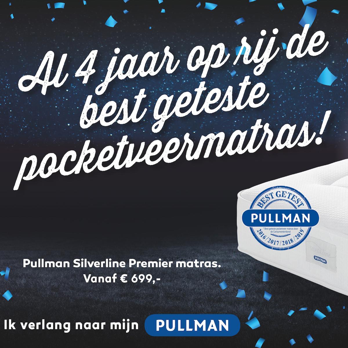 Pullman_Silverline_Beste Getest_2019_Social Media