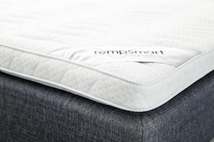 Jensen luxe topdekmatrassen met Tempsmart