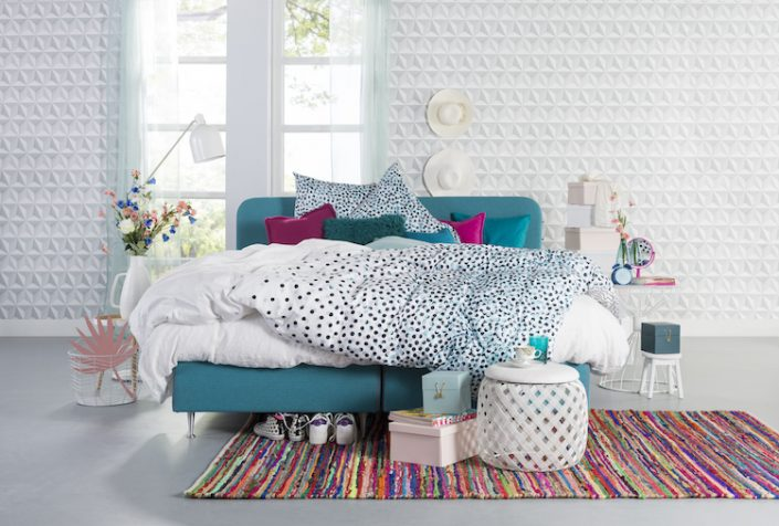 Eastborn Boxspring-Over-the-Edge-Sparkling-compleet